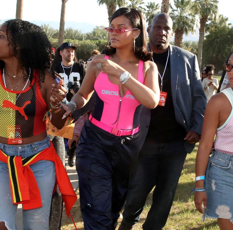 Rihanna pojawia się na każdej edycji festiwalu /East News
