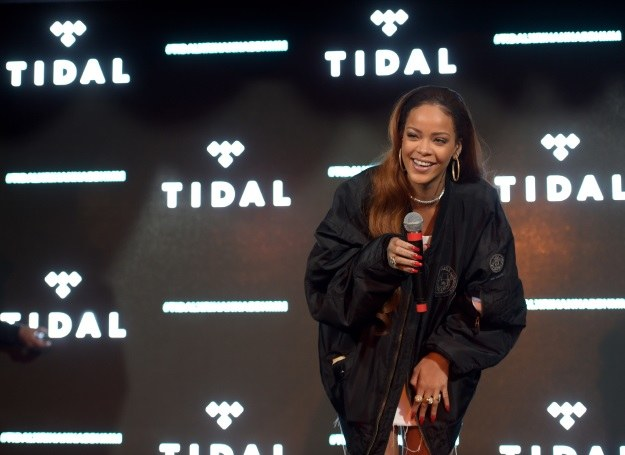 Rihanna przypomina o sobie! /Getty Images