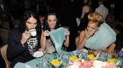 Rihanna rozbierze się dla Katy Perry?