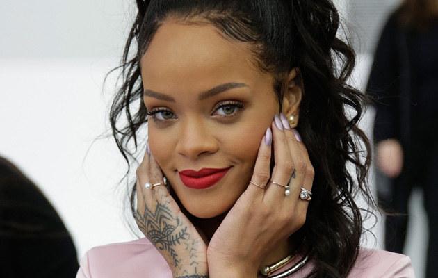 Rihanna skomentowała mecz Niemcy-Brazylia /JP Yim /Getty Images