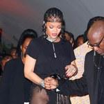 Rihanna świeciła nagimi pośladkami! Ale widok!