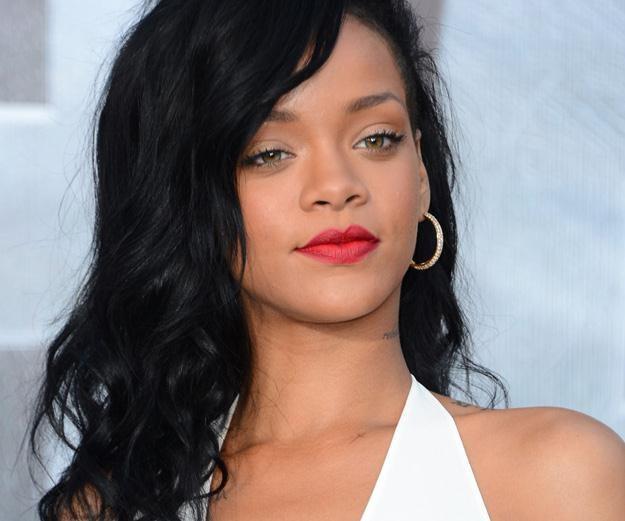 Rihanna to łakomy kąsek dla paparazzi - fot. Frazer Harrison /Getty Images/Flash Press Media