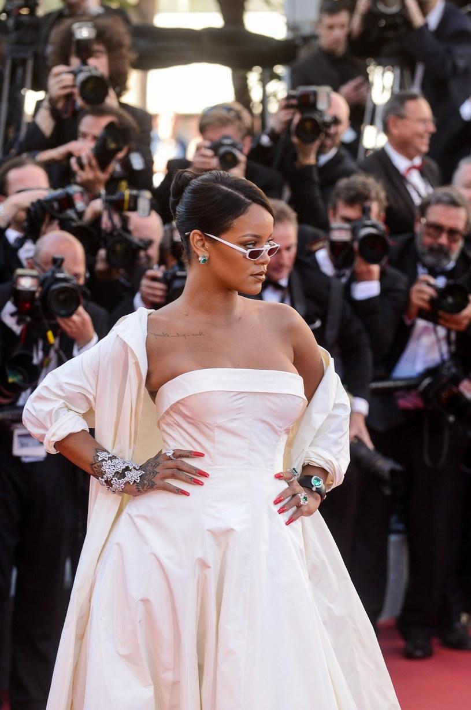 Rihanna w Cannes /East News