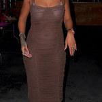 Rihanna w dopasowanej i prześwitującej kreacji!