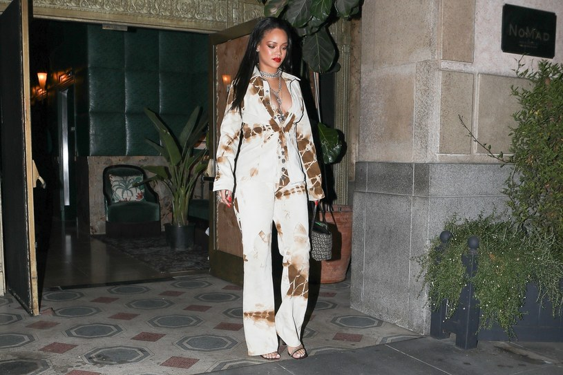 Rihanna w Los Angeles /SPOT, SOVE/Backgrid /Agencja FORUM