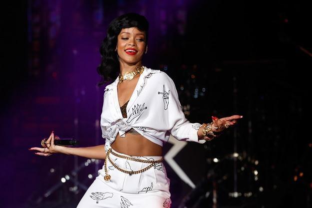 Rihanna wróci do Polski po dwuletniej przerwie - fot. Simone Joyner /Getty Images/Flash Press Media