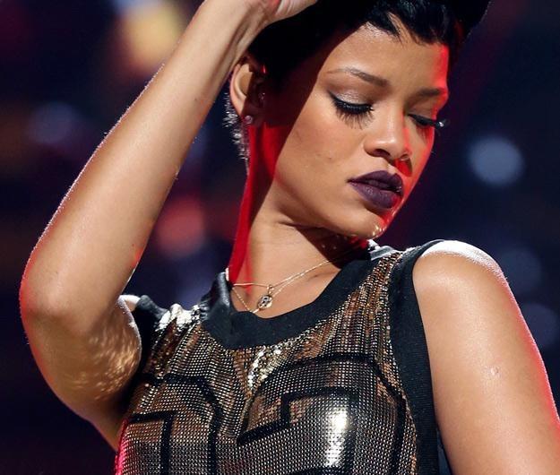 Rihanna wybaczyła Chrisowi Brownowi - fot. Christopher Polk /Getty Images/Flash Press Media