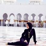 Rihanna wyrzucona z meczetu!
