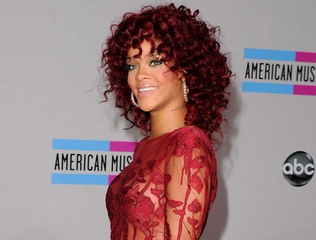 Rihanna zaskoczyła fanów wulgarnym językiem fot. Jason Merritt /Getty Images/Flash Press Media
