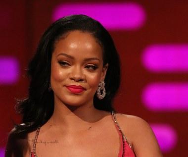 Rihanna zawstydzona w programie Grahama Nortona