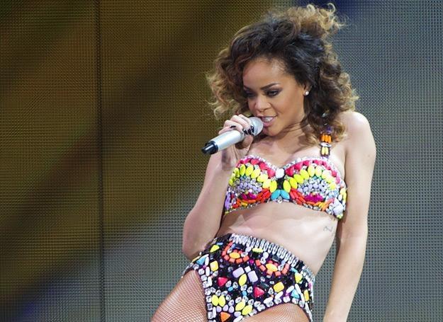 Rihanna została nominowana z dwoma teledyskami - fot. Carlos Alvarez /Getty Images/Flash Press Media