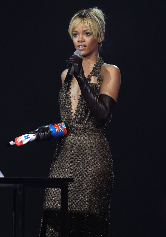 Rihanna /Dave Hogan /Getty Images
