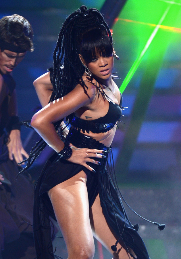 Rihanna /Mark Davis /Getty Images