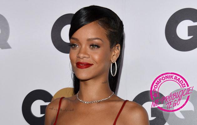 Rihanna /Alberto E. Rodriguez /Getty Images