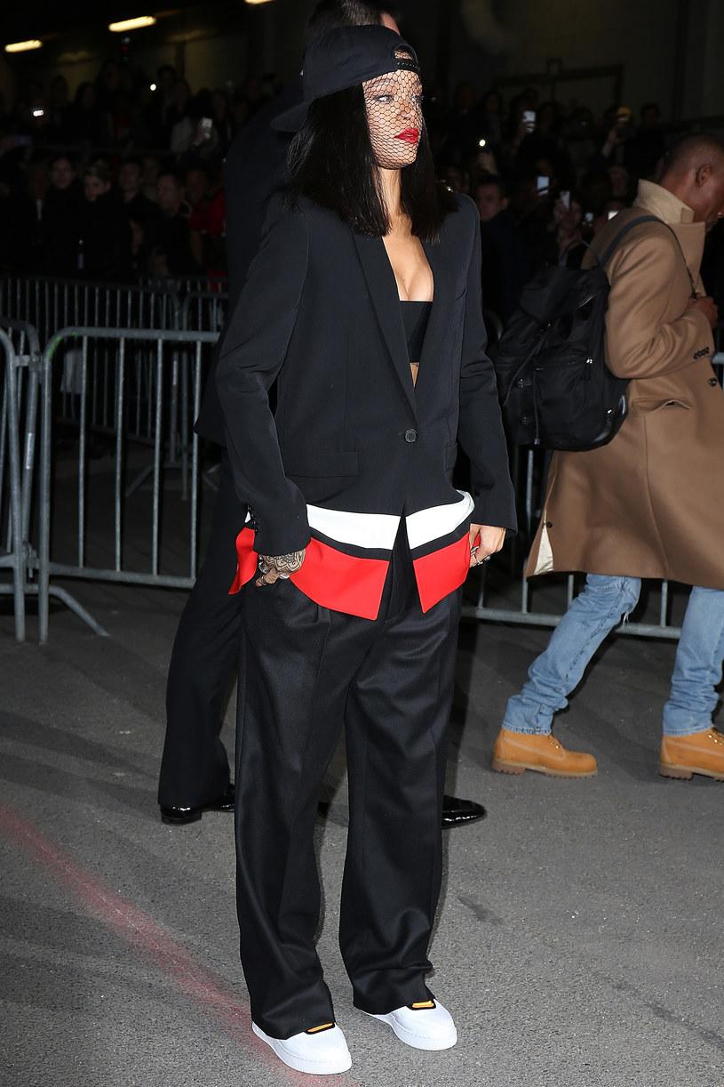 Rihanna /Pierre Suu /Getty Images
