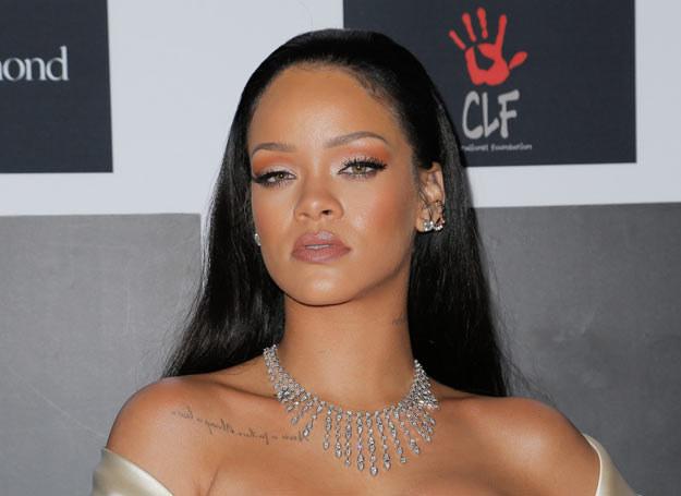 Rihanna /Chelsea Lauren/REX Shutterstock /East News