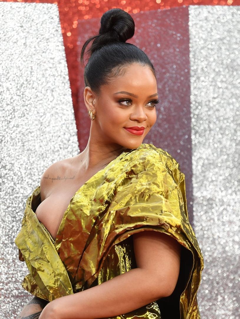 Rihanna /Agencja FORUM