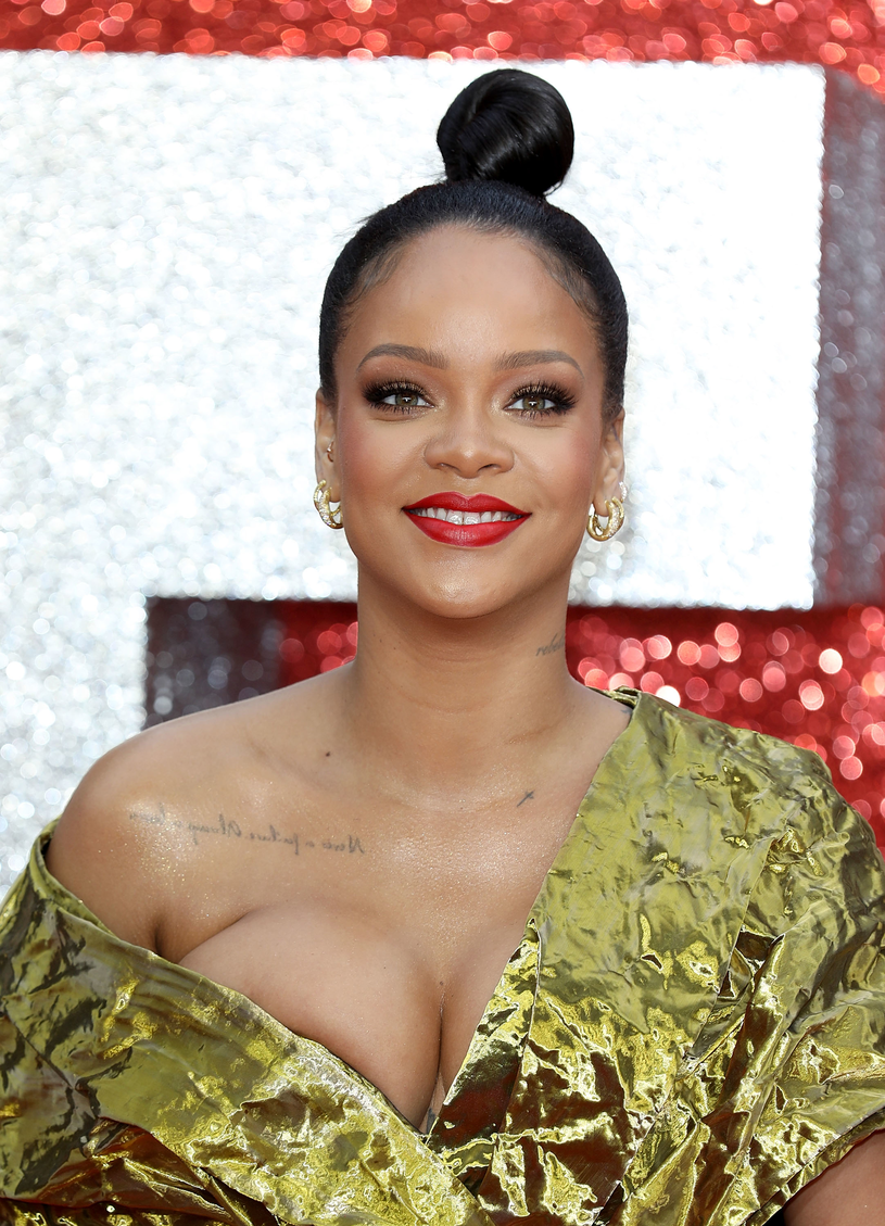 Rihanna /Tim P. Whitby /Getty Images