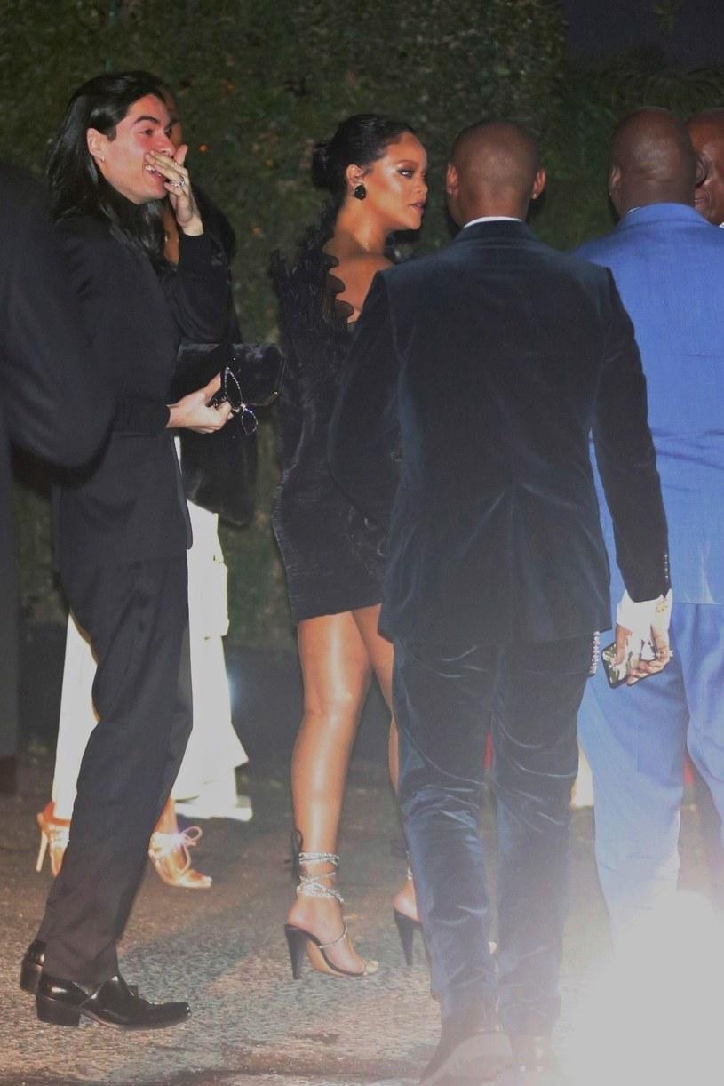 Rihanna /BACKGRID /Agencja FORUM
