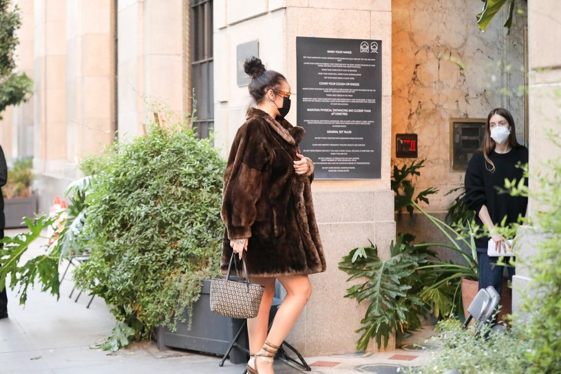 Rihanna /SPOT, SOVE/Backgrid /Agencja FORUM