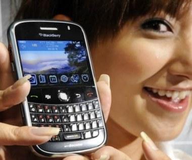 RIM krytykuje zakaz używania BlackBerry