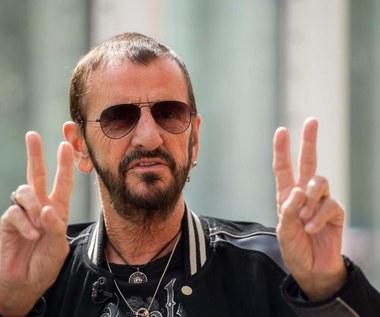 Ringo Starr i Barry Gibb z tytułami szlacheckimi