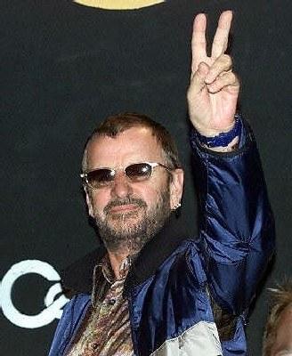 Ringo Starr /AFP
