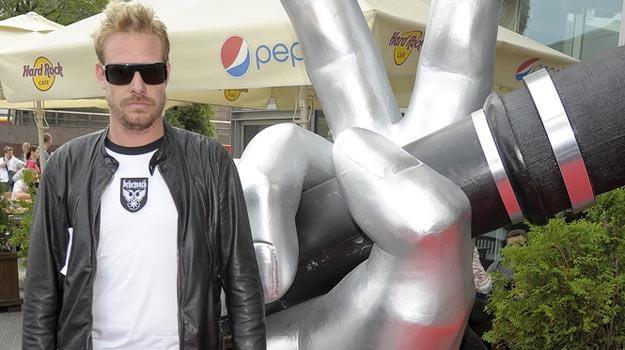 """Rinke Rooyens ma problemy ze """"sprzedaniem"""" pomysłu na """"The Voice Kids"""" /AKPA"""