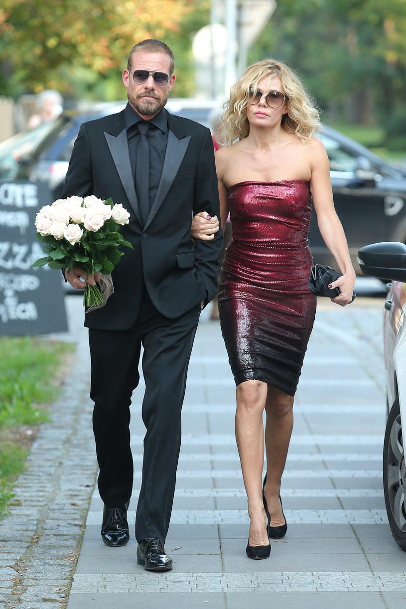 Rinke Rooyens zaręczył się z Katarzyną Wołejnio /Paweł Wrzecion /MWMedia