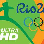Rio 2016 - czy można gdzieś obejrzeć relację w 4K?