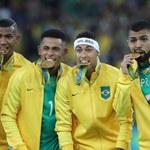 Rio 2016. Euforia na Maracanie: Piłkarska reprezentacja Brazylii z olimpijskim złotem!