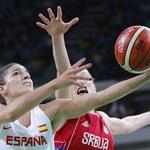 Rio 2016. Hiszpanki pierwszymi finalistkami w koszykówce