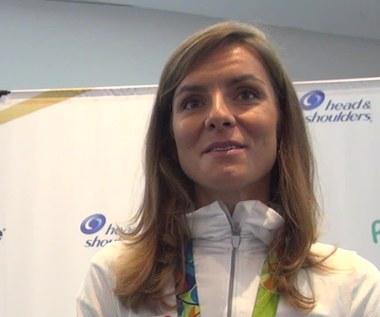 Rio 2016. Maja Włoszczowska o roli mamy w życiu sportowca