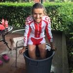 Rio 2016: Maja Włoszczowska w koszu na śmieci?