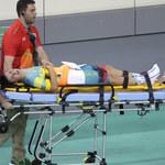 Rio 2016: Melissa Hoskins zaliczyła bolesny upadek. To koniec marzeń o medalu?