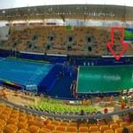 Rio 2016. Nikt nie wie, co się stało z wodą w basenie olimpijskim