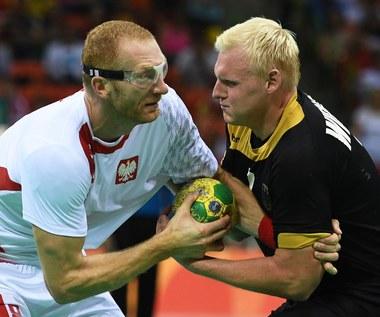 Rio 2016. Polska - Niemcy 29-32 w turnieju piłkarzy ręcznych