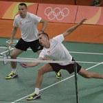 Rio 2016. Porażka polskich badmintonistów