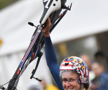 Rio 2016. Zwyrodnienie stawów nie zatrzymało kolarki Kristin Armstrong