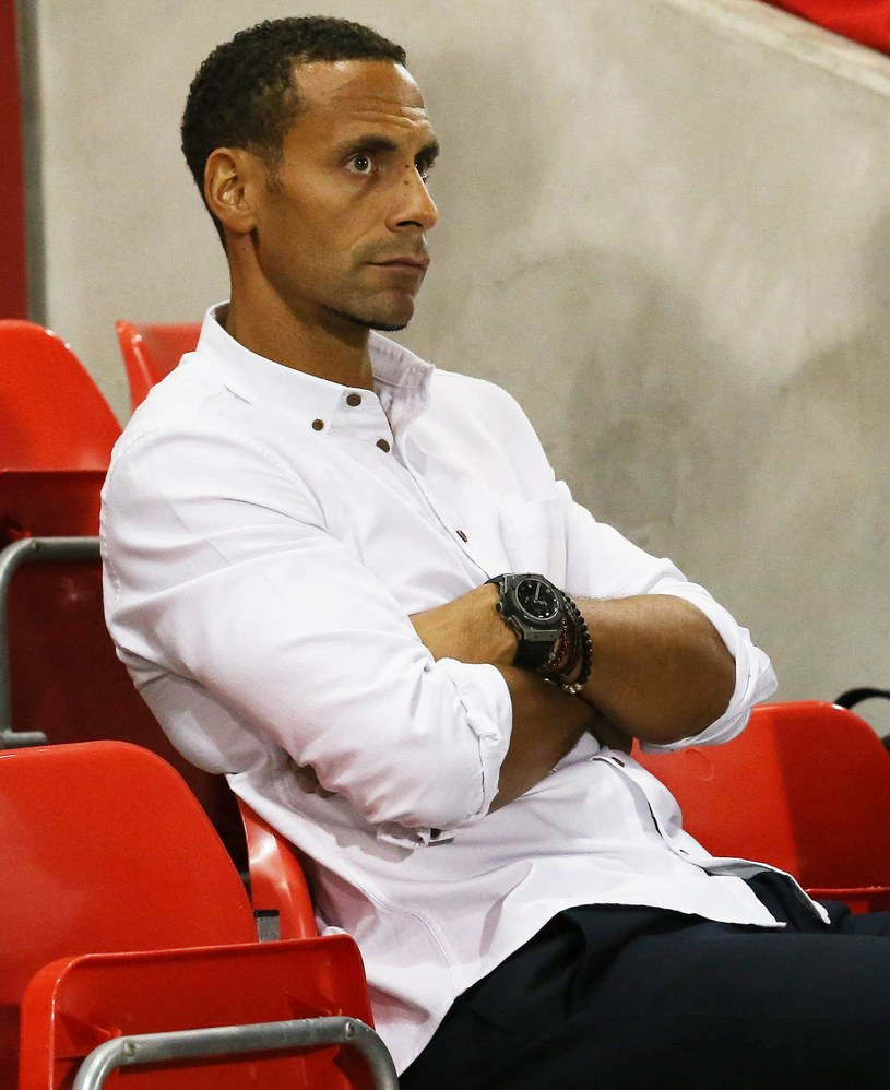 Rio Ferdinand /AFP