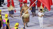 Rio: Naoliwiony chorąży Tonga robi furorę, nie tylko wśród kobiet. Kim jest Pita Taufatofua?