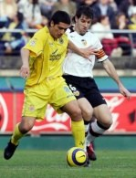 Riquelme mija Albeldę. Villarreal-Valencia 3:1 /AFP