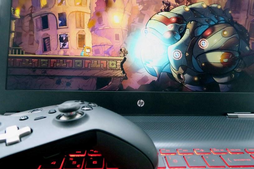 Rise & Shine na ekranie HP Omen /INTERIA.PL
