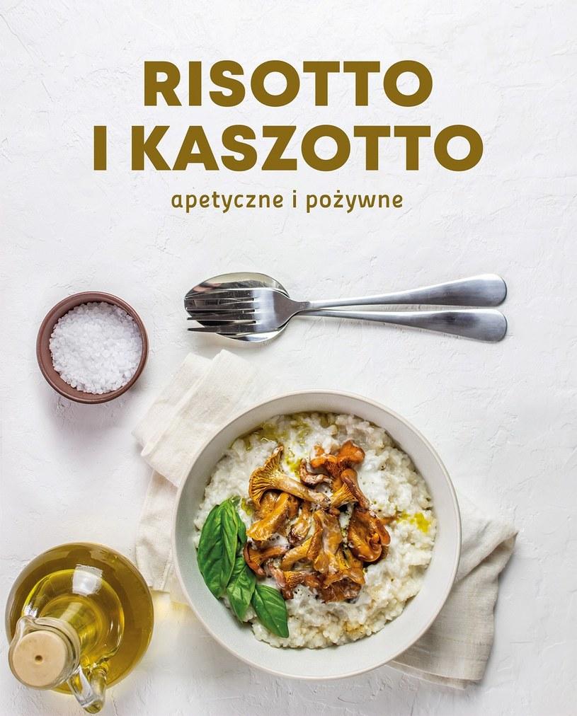Risotto i kaszotto. Apetyczne i pożywne /INTERIA.PL/materiały prasowe
