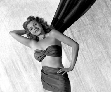 Rita Hayworth: Femme fatale