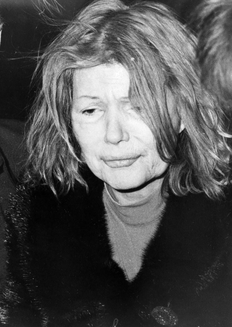 Rita Hayworth w 1976 roku w Londynie /East News