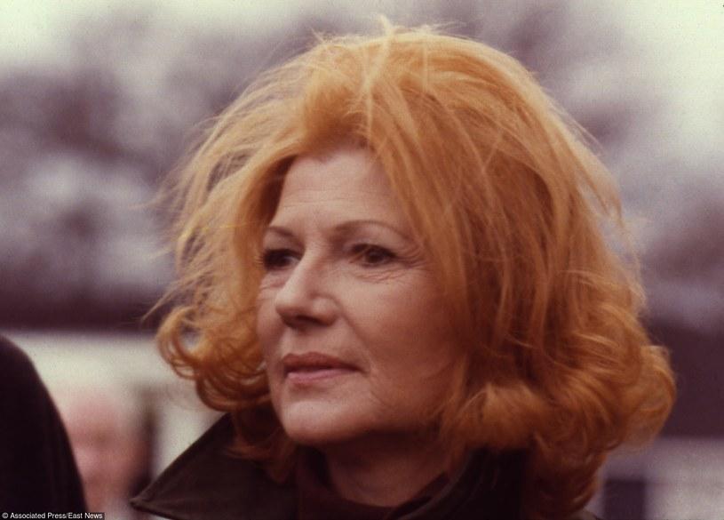 Rita Hayworth w 1976 roku /Fotolink /© 2015 Associated Press