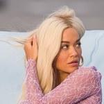 Rita Ora kusi w modnych kostiumach kąpielowych