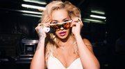 Rita Ora odsłania ciało na imprezie
