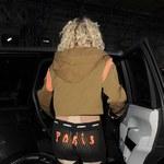 Rita Ora w dziwacznej stylizacji!